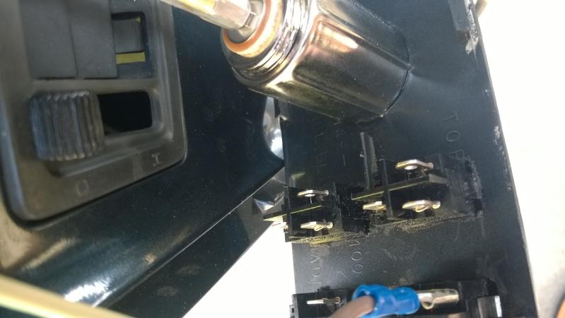 Remise à niveau du circuit électrique - RESOLU Wp_20113