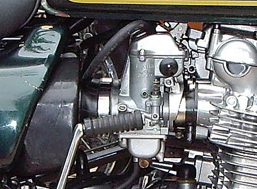 carburateur A410
