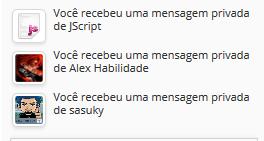 How to display an avatar next to a notice of Toolbar Rrhik510