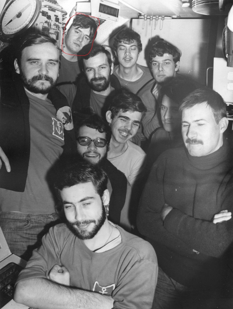 [ RECHERCHES DE CAMARADES ] Recherches camarades dsm Redoutable rouge 1974 Img00410