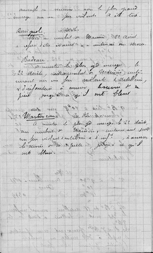 C'ETAIT IL Y A 100 ANS au jour le jour (ou à peu près) - Page 2 Ordre_11