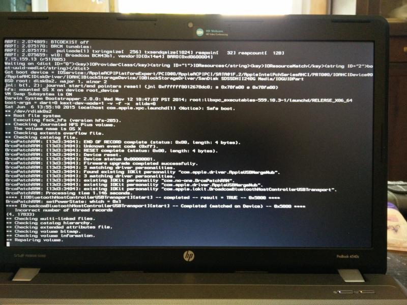 REGROUPEMENT PROBLÈMES  CLEF USB  OSX Img_2010