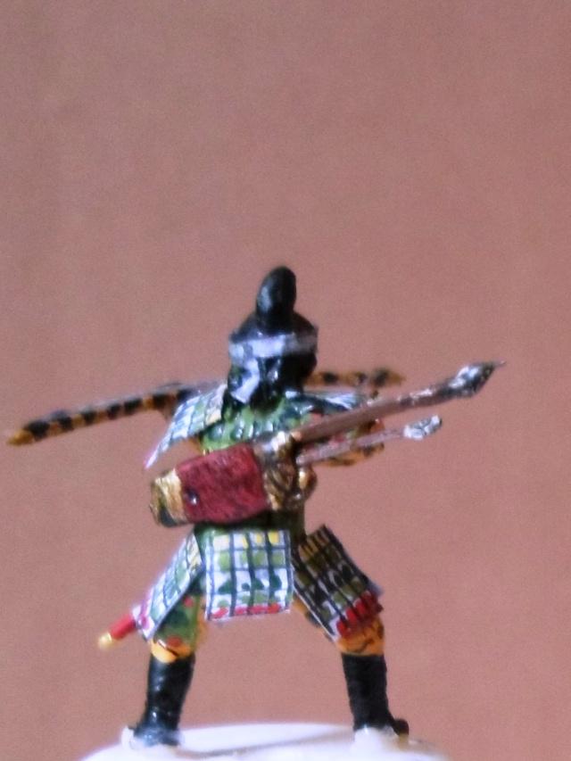 TOKUGAWA ( 1548 - 1610 ) . Au : 1.72  Albulm15