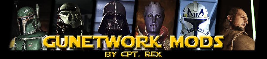 GUNetwork Mods Screenshots for Banners Cptrex10