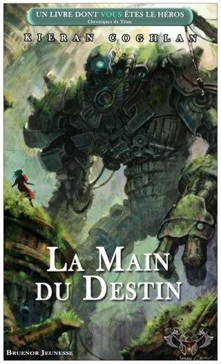 Chroniques de Titan / 4 - La Main du Destin  V5_mai13