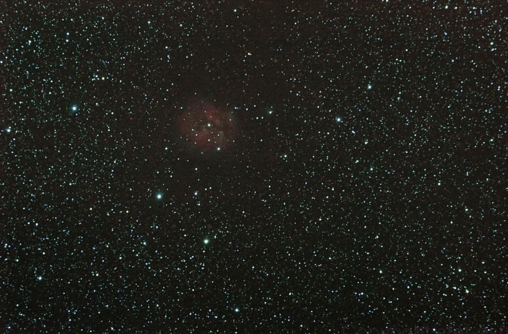 IC 5146 Nébuleuse du Cocon  Cocon_10