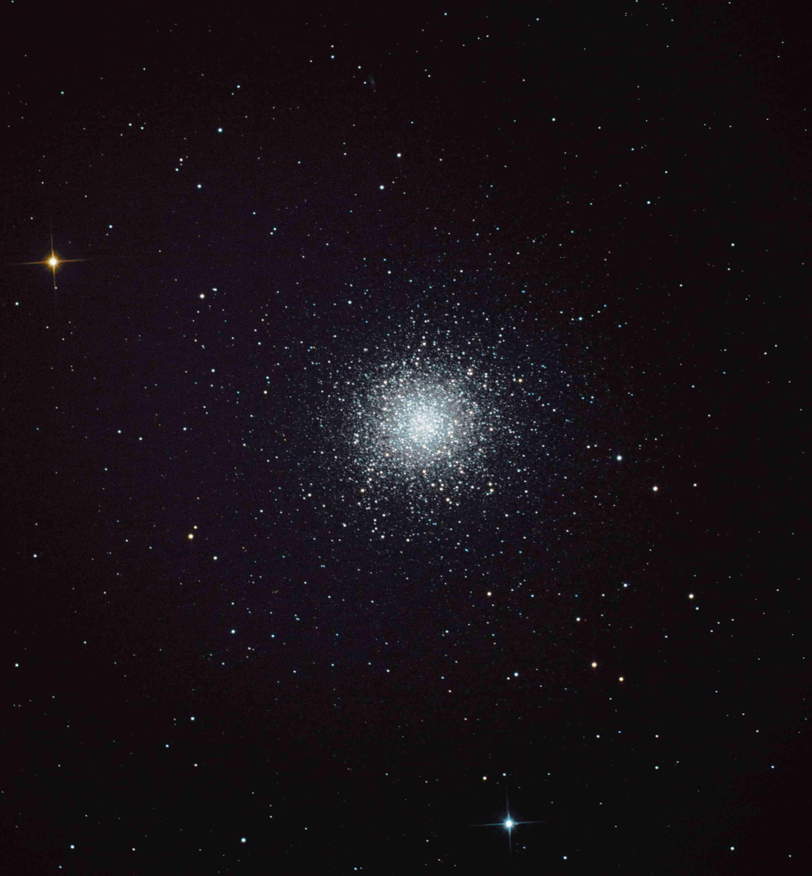 Observation fin de semaine 4 ou 5 juin M13-cr10