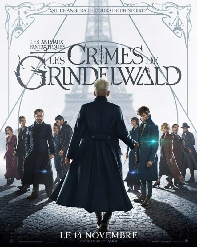 Fantastic Beasts : Crimes of Grindelwald - Page 3 43594411