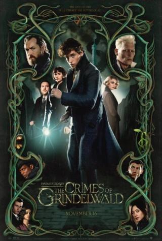 Fantastic Beasts : Crimes of Grindelwald - Page 3 44776210