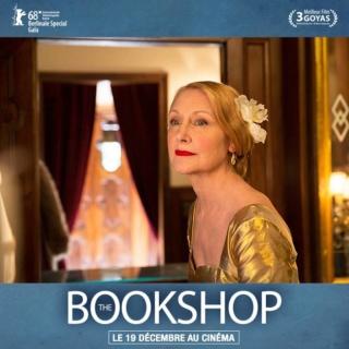 The Bookshop, l'adaptation ciné du roman de Penelope Fitzgerald (avec Bill Nighy, Emily Mortimer ...) 45638611