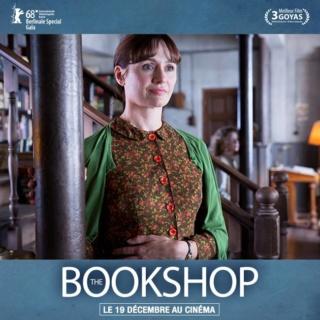 The Bookshop, l'adaptation ciné du roman de Penelope Fitzgerald (avec Bill Nighy, Emily Mortimer ...) 45776512