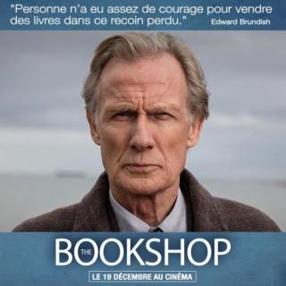 The Bookshop, l'adaptation ciné du roman de Penelope Fitzgerald (avec Bill Nighy, Emily Mortimer ...) 46040711