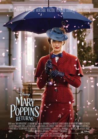Mary Poppins returns (avec Emily Blunt) 46093210