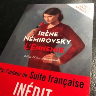 L'Ennemie d'Irène Némirovsky 52829710