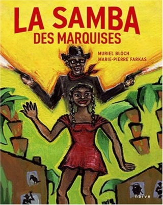 La Saga des Marquises de Marie-Pierre Farkas et Muriel Bloch 61rt5110