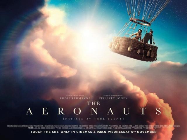The Aeronauts (avec Eddie Redmayne et Felicity Jones) 71535210