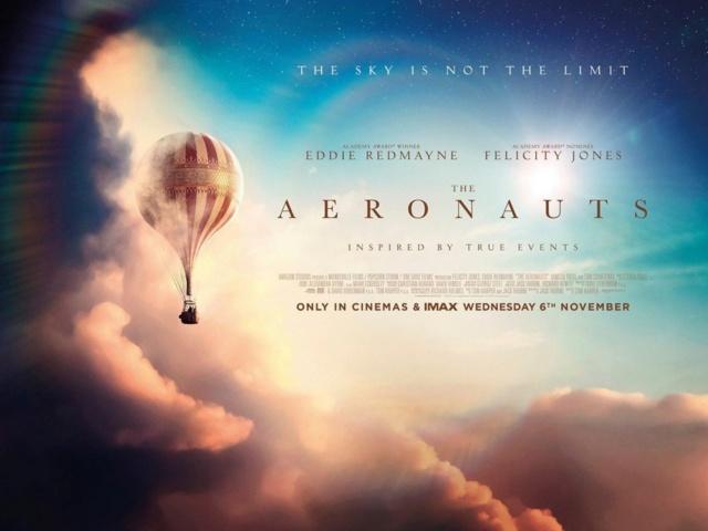 The Aeronauts (avec Eddie Redmayne et Felicity Jones) 71762410