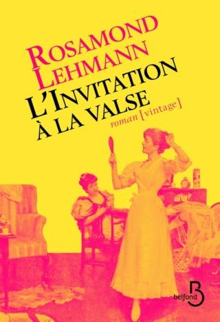 L'Invitation à la valse de Rosamond Lehmann 717fos10