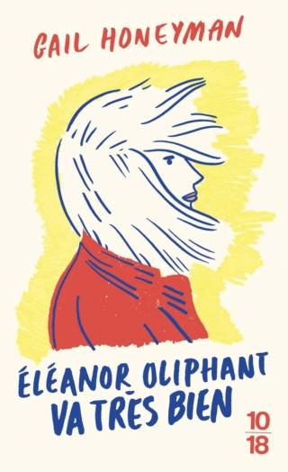 Eleanor Oliphant va très bien de Gail Honeyman 71i1ni10