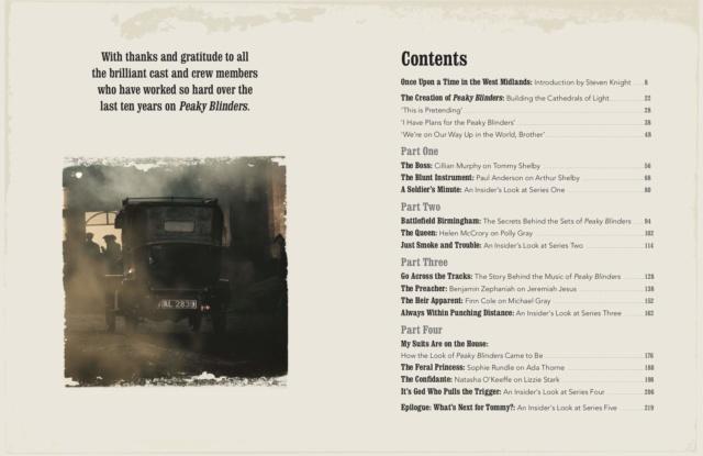 Peaky Blinders : le livre compagnon 71mmc510