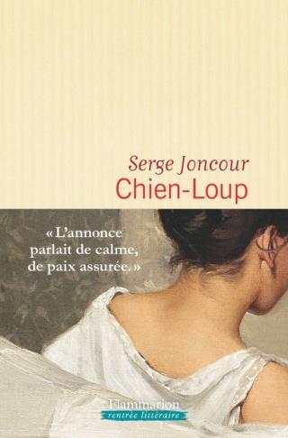 """""""Chien-loup"""" de Serge Joncour 81b4zn10"""