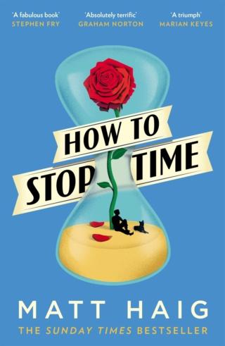 How to stop time de Matt Haig 81chwu10