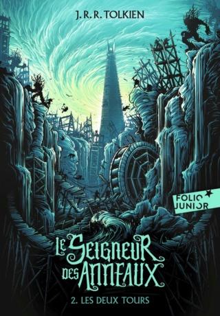 Le Seigneur des Anneaux, Tome 2 : Les Deux Tours de J. R. R. Tolkien 81i5mi10