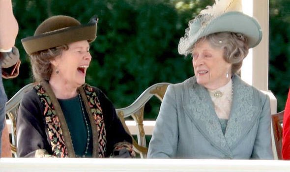 Downton Abbey, le film Doelju11