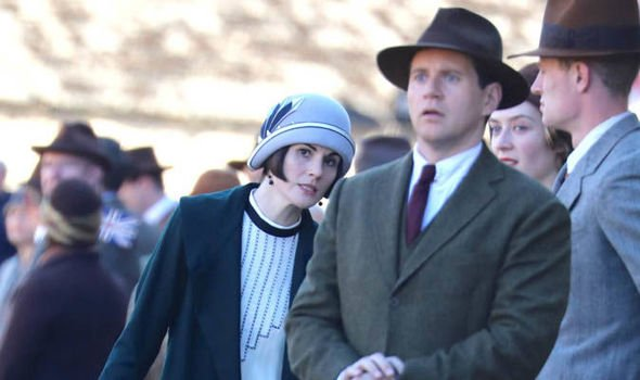 Downton Abbey, le film Dolo5u10