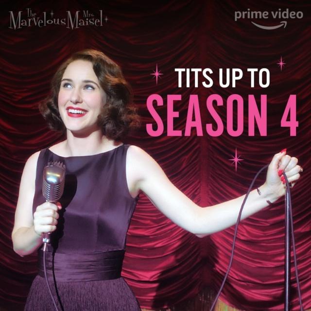 The Marvelous Mrs Maisel, saison 4 Elnjwt11