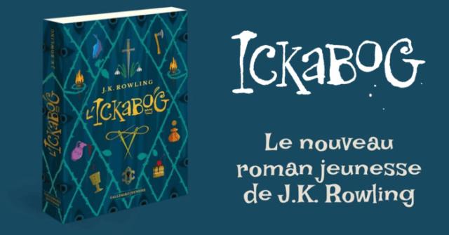 The Ickabog, la nouvelle histoire de JK Rowling Lickab10