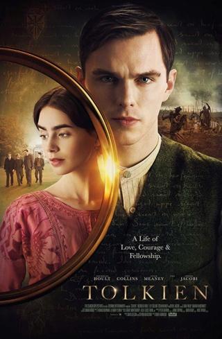 Tolkien, le biopic avec Nicholas Hoult Mv5bmj12