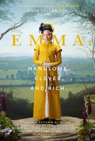Emma d'Autumn de Wilde, avec Anya Taylor-Joy (2020) Mv5bmz12