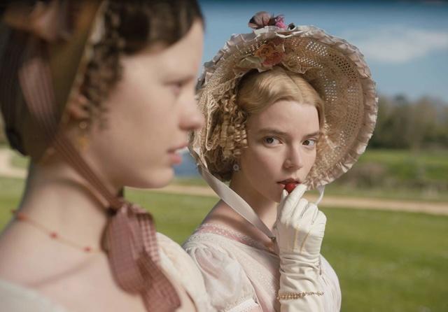 Emma d'Autumn de Wilde, avec Anya Taylor-Joy (2020) Mv5bod13