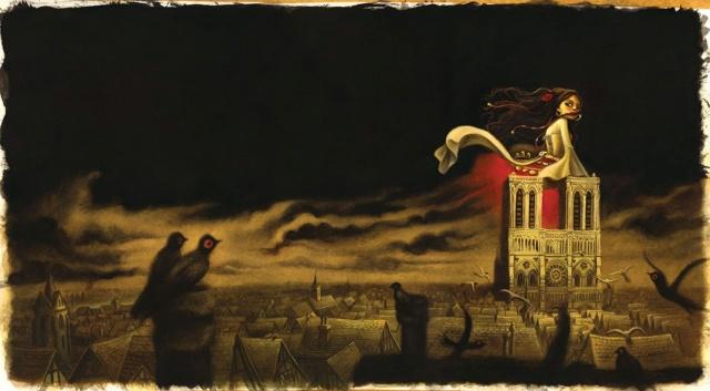 Notre-Dame de Paris de Victor Hugo : lecture commune Notred10