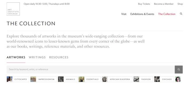 Plus de 44 000 oeuvres d'art en accès libre Sans_t12