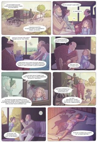 La Mystérieuse affaire Agatha Christie de Chantal van den Heuvel et Nina Jacqmin Sans_t15