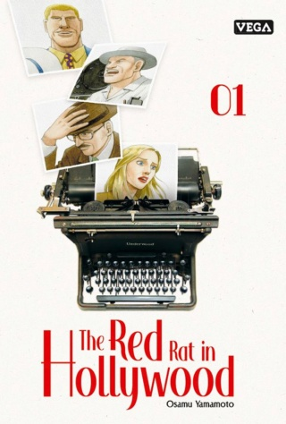 The red rat in Hollywood de Osamu Yamamoto The-re11