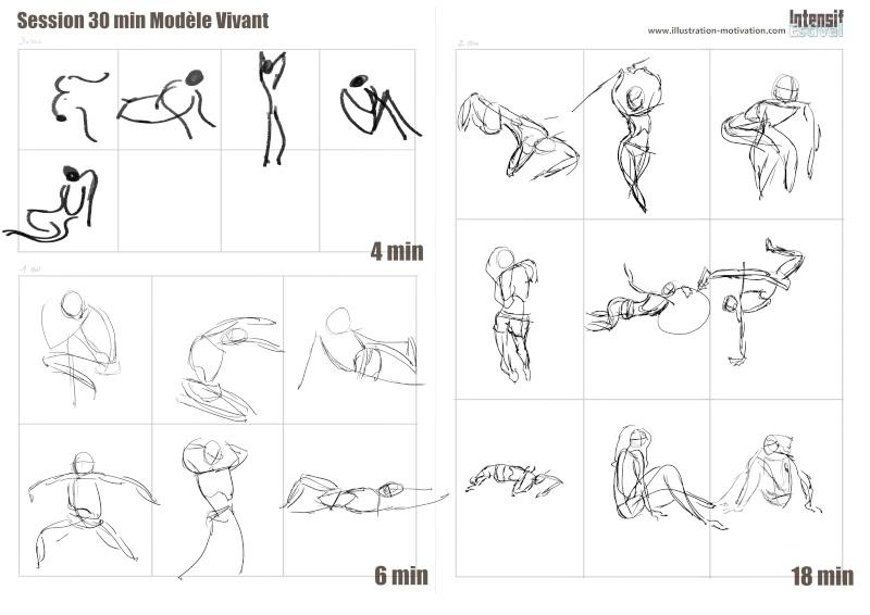 Intensif Estival 2015 - Vos dessins et études Modyle10
