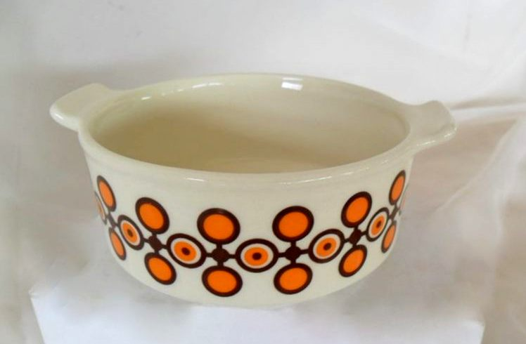 1152 Upturned Ears Soup Bowl  115211