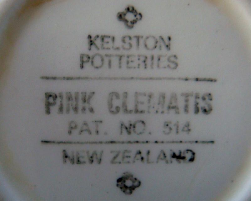 Pink Clematis Pat No 514 Dsc06118