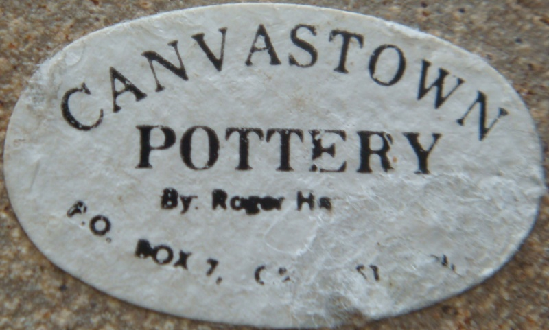 Studio Pottery Mystery marks includes Peter Alger and Roger Hayward .. Dsc07716