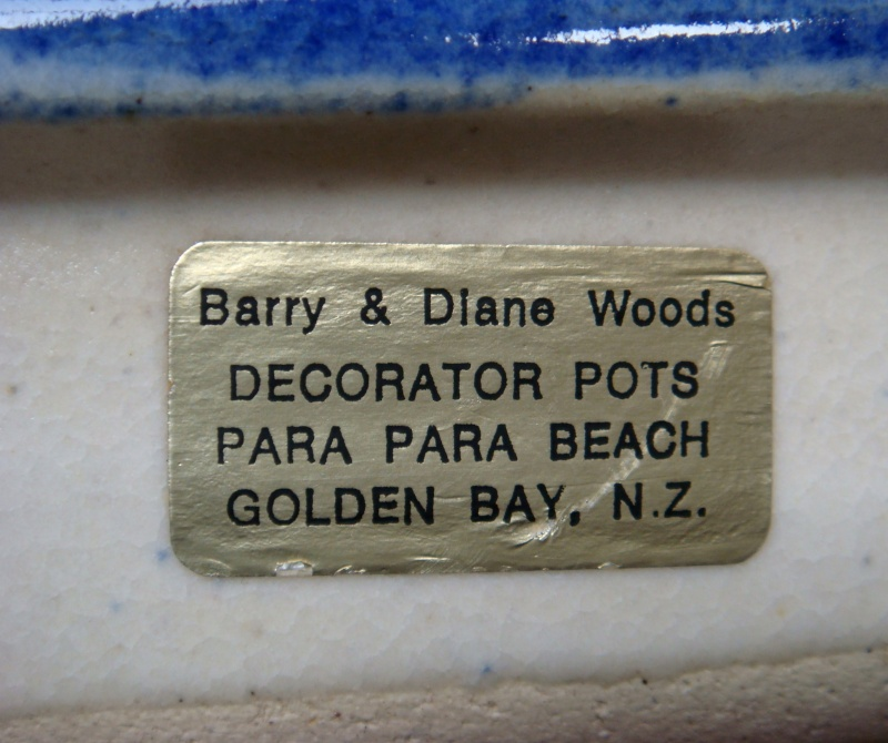 Barry & Diane Woods - Decorator Pots Dsc07914