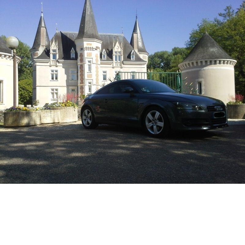 Présentation TT   Audi10