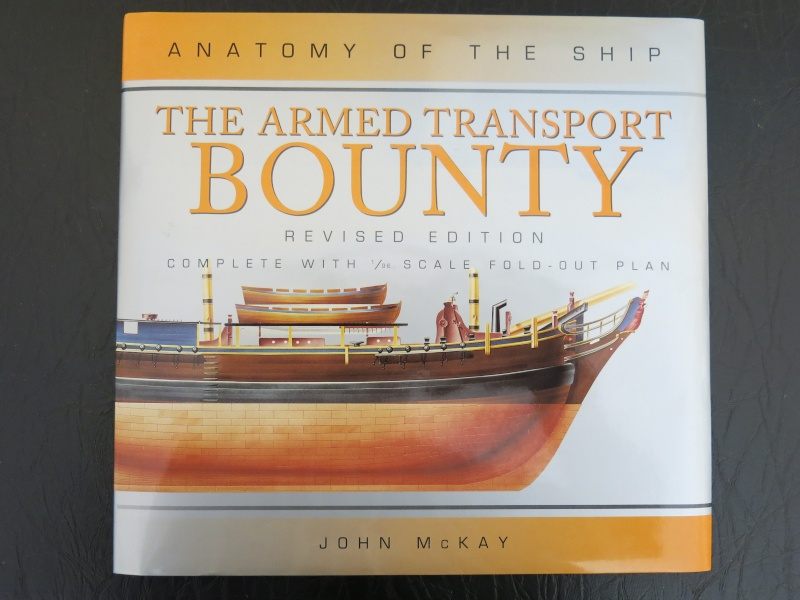 Avancement du Bounty DelPrado 1/46e  M_005_10