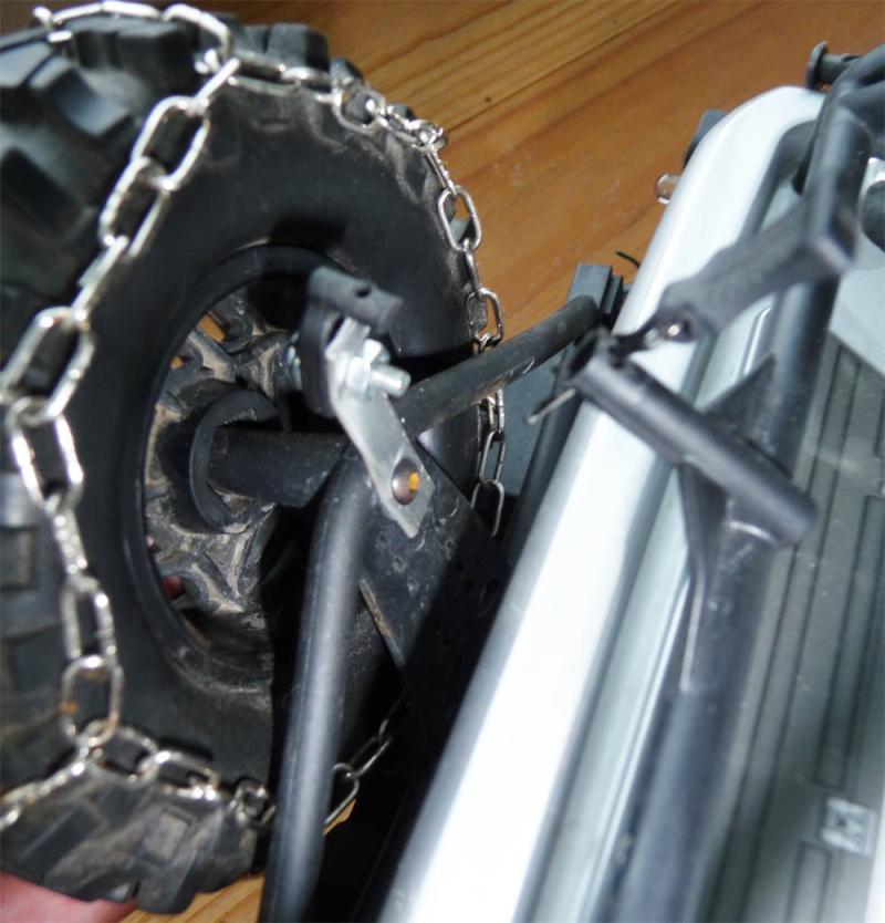 Augmentez ou optimiser la capacité de franchissement de votre SCX10 en réglant la hauteur de carrosserie Suppor10