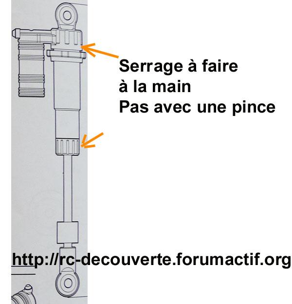 Suspensions de SCX10 et Scale Trial : mettre de l'huile ou pas, réglages de rigidité ou dureté et inclinaison des suspensions Suspen11