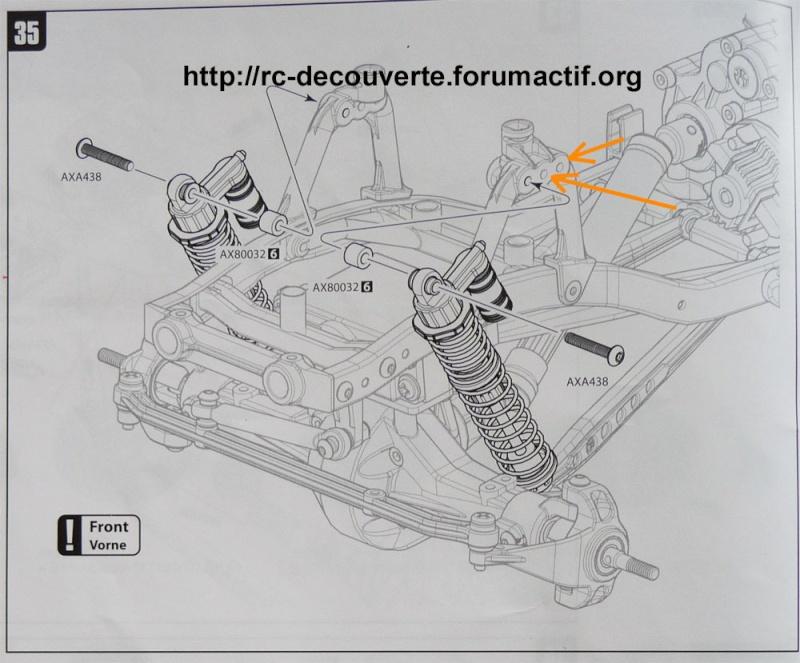 Suspensions de SCX10 et Scale Trial : mettre de l'huile ou pas, réglages de rigidité ou dureté et inclinaison des suspensions Suspen12