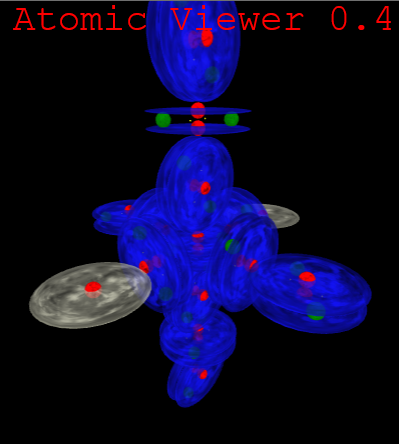 Atomic Model Editor Av0410