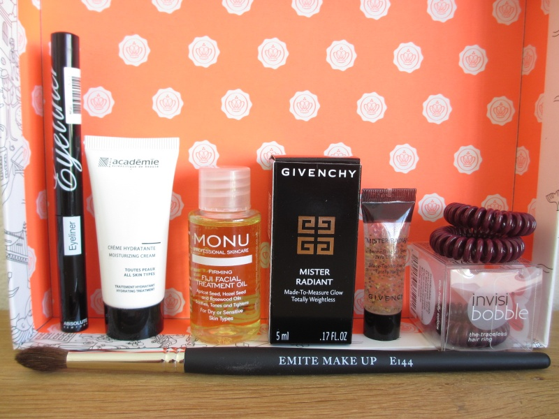 [Septembre 2015] Glossybox  - Page 2 Img_6310